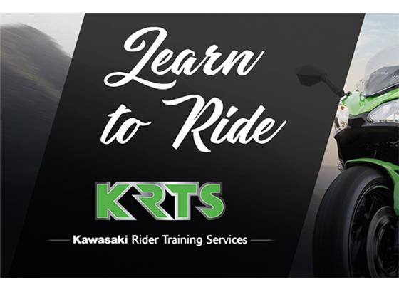 THE KAWASAKI TWO WHEELED EXPERIENCE COURSE