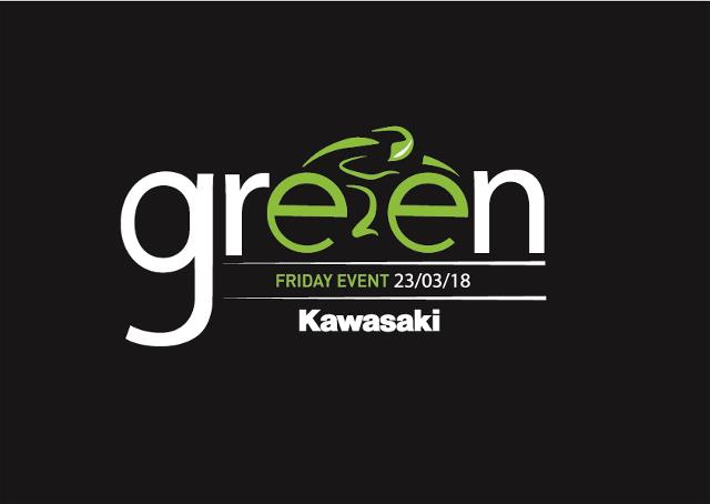 Kawasaki Green Friday Event