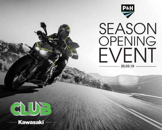 P and H Motorcycles - Season Opening Event