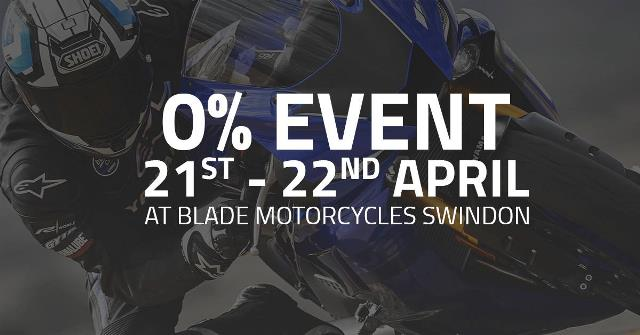 Blade Kawasaki 0percent Event