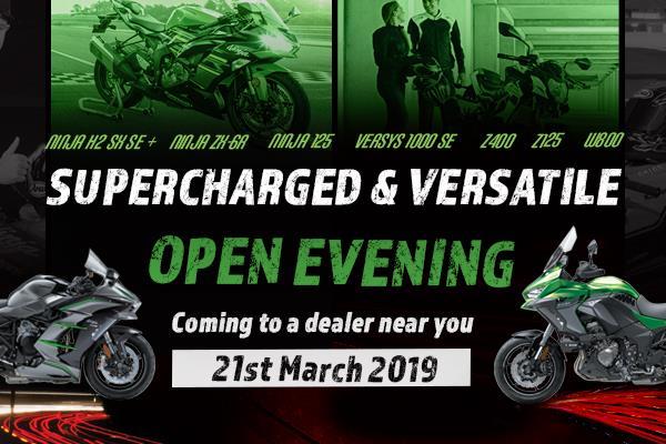 National Dealer Open Evening