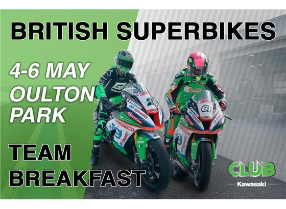 BSB Oulton Breakfast