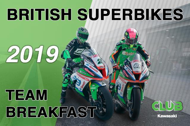 BSB Round 5 at Knockhill