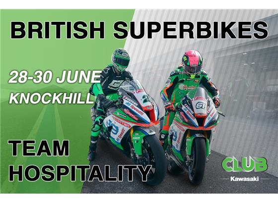 BSB Knockhill VIP Hospitality