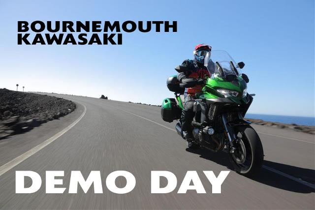 Bournemouth Kawasaki Demo Day – Ride the latest Kawasaki machinery!