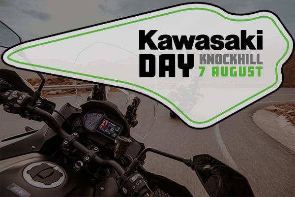 Kawasaki Day at Knockhill