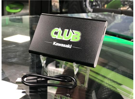 Club Kawasaki Power Bank
