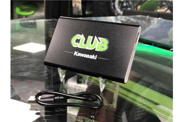 Club Kawasaki Power Bank - Image 0
