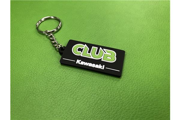 Club Kawasaki Keyring - Image 0