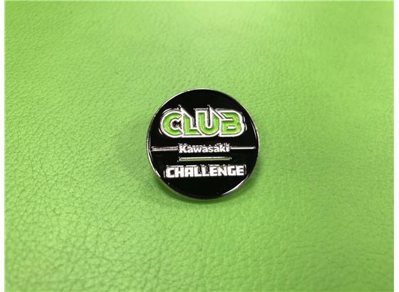 Club Challenge Pin
