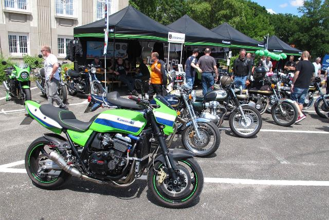 Kawasaki Days Germany Tour, 21st - 26th May
