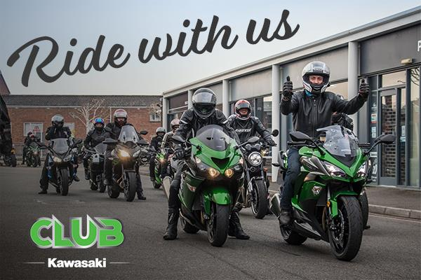 Cornwall Kawasaki Ride Out