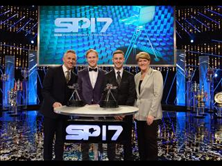 Jonathan Rea reaches final three in BBC Sports Personality of the Year