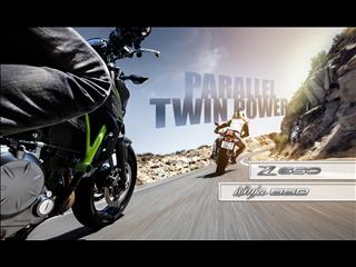 Parallel Twin Power - Ninja 650 & Z650