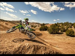 Kawasaki's complete 2020 off road line up unveiled