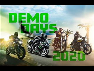 Kawasaki Dealer Demo Days 2020