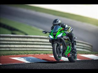 £750 PCP deposit contribution on 6.3% APR Representative on Ninja ZX-10R