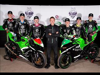 Affinity Sports Academy ready for action at the 2020 British Superbike Championship