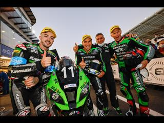 12h of Estoril : Podium for the #11 finishing second